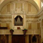 Choir loft with the organ by G. Callido, 1776