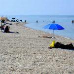 Marotta, la spiaggia