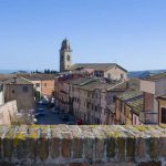 Panorama dal Bastione Sant'Anna