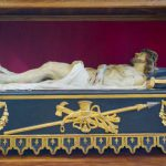 Statue of the Dead Christ, 18th century