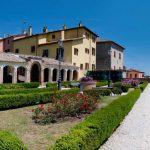 The Martini Garden at Bastione Sant'Anna