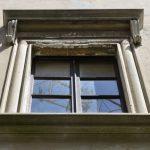 Window of Giraldi Della Rovere Palace